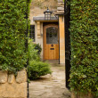 Old houses in Cotswold district of England — Stock Photo #33590525