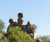 Matobo National Park Bulawao Zimbabwe — Stock Photo