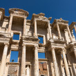 Ancient ruins of old Greek city of Ephesus — Stock Photo