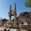 Ancient ruins of old Greek city of Ephesus — Stock Photo #34414181