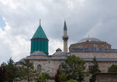 Mevlana museum and mausoleum — Stock Photo