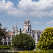 Jeronimos Monastery in Belem Lisbon — Stock Photo