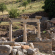 Ancient ruins of old Greek city of Ephesus — Stock Photo #34425961