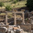Ancient ruins of old Greek city of Ephesus — Zdjęcie stockowe