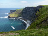 Headland at Cliffs of Moher — Stock Photo