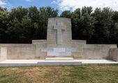 Memorial stone at Anzac Cove Gallipoli — Stock Photo