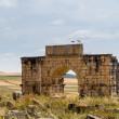 Ruins at Volubilis Morocco — Stock Photo #35442459