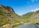 Honister pass in Lake District — Stock Photo