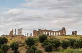 Ruins at Volubilis Morocco — Photo