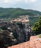 Holy Monastery of Varlaam at Meteora — Stock Photo