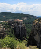Holy Monastery of Varlaam at Meteora — Foto de Stock