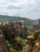 Holy Monastery of Varlaam at Meteora — 图库照片
