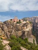 The Holy Monastery of Varlaam in Meteora — 图库照片