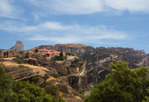 The Holy Monastery of Varlaam in Meteora — Stock Photo