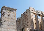 Acropolis views in Athens Greece — Stock Photo