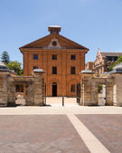 Old buildings of Hyde Park Barracks Museum — Stok fotoğraf