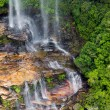 Katoomba Falls in Blue Mountains Australia — Stock Photo #38223835