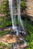 Katoomba Falls in Blue Mountains Australia — Stock Photo