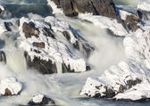 Great Falls on Potomac outside Washington DC — Stock Photo