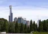 Cityscape of Melbourne Australia — Stock Photo