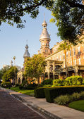 Moorish Architecture of University of Tampa — Stock Photo
