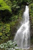 Berg vattenfall — Stockfoto