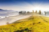 Mountains landscape — Stock Photo