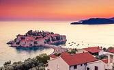 Montenegro. — Stock Photo