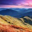 Mountain landscape — Stock Photo