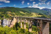 Old big bridge in Durdevica — Stock Photo
