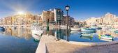 Malta city landscape — Stock Photo