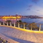 Night view of Valletta — Stock Photo #31461075