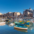 Stock Photo: Mediterraneisland of Malta.