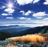 Belles montagnes paysage — Photo