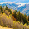 Autumn mountains — Stock Photo
