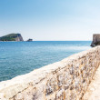 View on old town of Budva. — Stock Photo #31732743