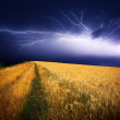 Stock Photo: Thunderstorm