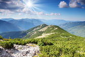 Mountains landscape — Foto Stock