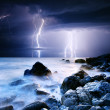 Stock Photo: Lightning