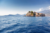 Resort in Montenegro — Zdjęcie stockowe