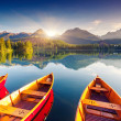 Mountain lake — Stock Photo #32165545