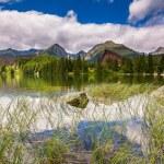 Mountain lake — Stock Photo #32165623