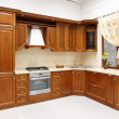 Stock Photo: Kitchen room