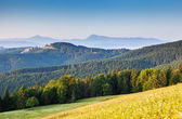 Day is in mountain landscape — Stock Photo