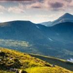 Mountain landscape — Stock Photo #34937921