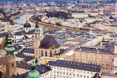 Historic city of Salzburg — Stock Photo