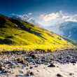 River in mountain valley — Stock Photo #49185237