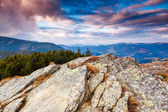 Carpathian mountains — Stock fotografie