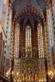 St. Mary's Basilica — Stock Photo