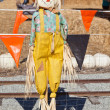 Royalty-Free Stock Photo: Scarecrow